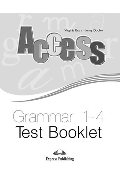Curs limba engleză Access 1-4 Teste gramatică