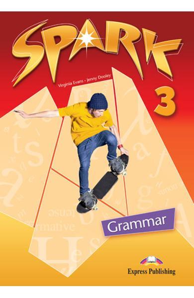 Curs limba engleza Spark 3 Monstertrackers Gramatica 978-1-84974-763-9