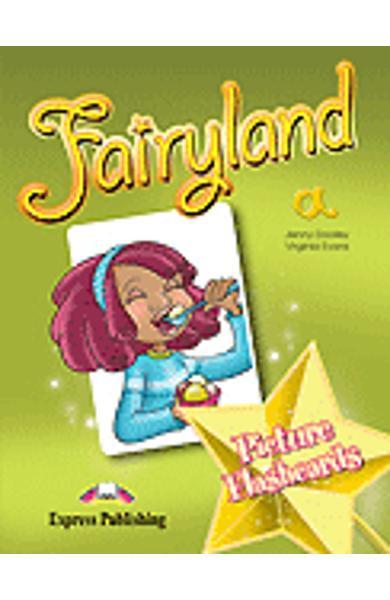 Curs limba engleză Fairyland 1 Picture flashcards