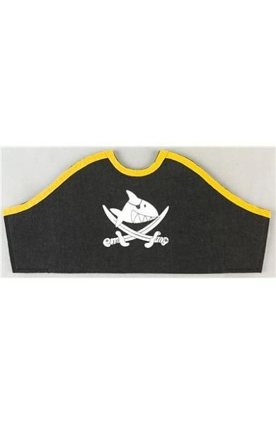 Palarie de pirat - Capitanul Sharky