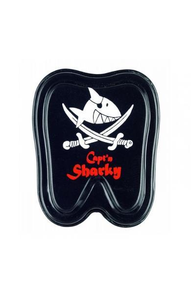 "Cutie pentru dintisori Zana Maseluta - ""Capitanul Sharky"""