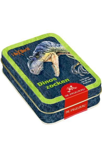 Carti de joc - Lumea T-Rex 11576