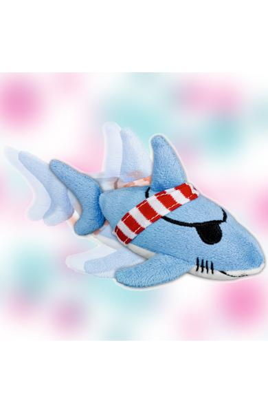 Rechin Tremurand - Capitanul Sharky 12119