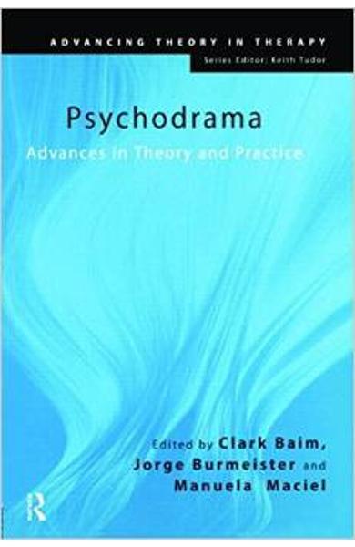 Carte Psihoterapie Psychodrama 978-0-41541-914-7