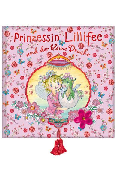 Cartea - Printesa Lillifee si micul dragon roz 5580