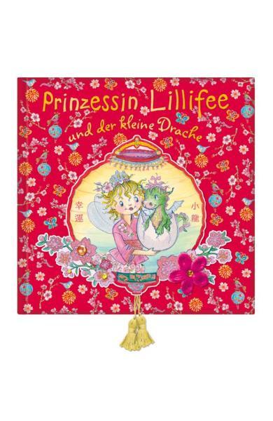 Cartea - Printesa Lillifee si micul dragon rosu 60264