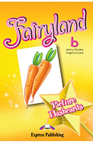 Curs limba engleză Fairyland 2 Picture flashcards