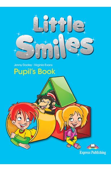 CURS LB. ENGLEZA LITTLE SMILES MANUALUL ELEVULUI 978-1-4715-0780-9