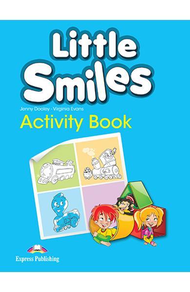 CURS LB. ENGLEZA LITTLE SMILES CAIETUL ELEVULUI 978-1-4715-0817-2