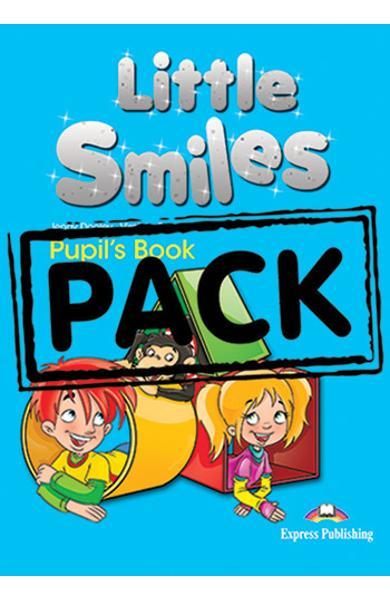 CURS LB. ENGLEZA LITTLE SMILES MANUALUL ELEVULUI CU IE-BOOK (& LET'S CELEBRATE) 978-1-4715-1229-2