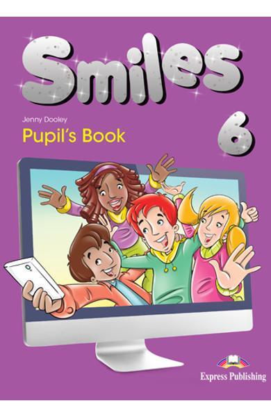 CURS LB. ENGLEZA SMILES 6 MANUALUL ELEVULUI 978-1-4715-5495-7