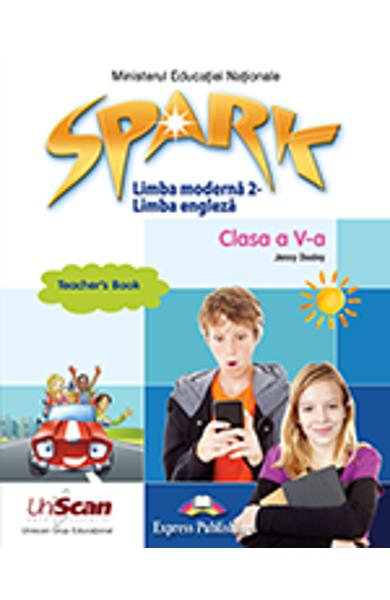 Limba moderna 2 Engleza - Clasa a V-a Manual profesor 978-1-4715-6737-4