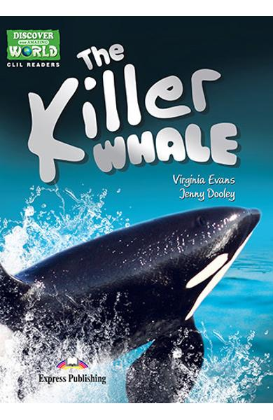 Literatura CLIL The Killer Whale reader cu cross-platform APP.