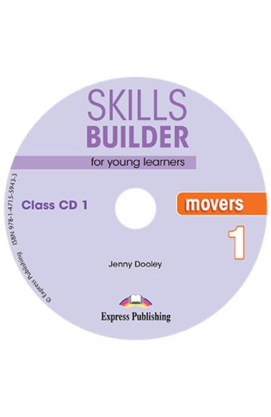 CURS LB. ENGLEZA SKILLS BUILDER MOVERS 1 AUDIO CD ( SET 2 CD-URI ) (REVIZUIT 2018) 978-1-4715-5942-6
