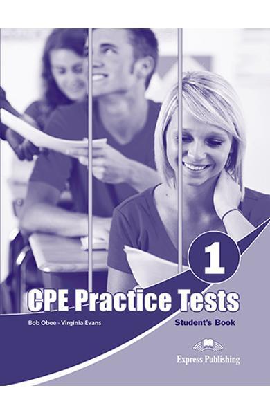 CURS LB. ENGLEZA EXAMEN CAMBRIDGE CPE PRACTICE TESTS 1 MANUALUL ELEVULUI CU DIGIBOOK APP. (REVIZUIT 2013) 978-1-4715-7590-7