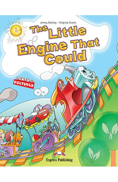 Literatura adaptata The Little Engine That Could 978-1-4715-3015-9