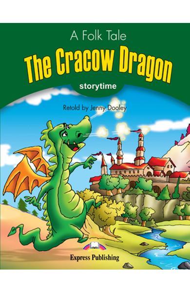 LITERATURA ADAPTATA PT. COPII THE CRACOW DRAGON CU CROSS-PLATFORM APP. 978-1-4715-6417-8