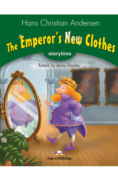 LITERATURA ADAPTATA PT. COPII THE EMPEROR S NEW CLOTHES CU CROSS-PLATFORM APP. 978-1-4715-6419-2
