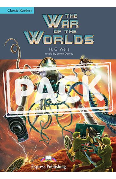 LITERATURA ADAPTATA PT. COPII THE WAR OF THE WORLDS CARTEA PROFESORULUI (+ BOARD GAME) 978-1-4715-6704-9