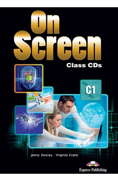 CURS LB. ENGLEZA ON SCREEN C1 AUDIO CD LA MANUAL (SET OF 5) 978-1-4715-5472-8