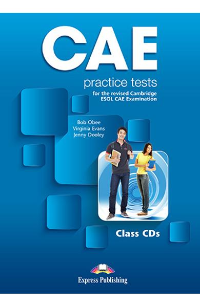 CURS LB. ENGLEZA EXAMEN CAE PRACTICE TESTS AUDIO CD (SET 3 CD-URI) (REVIZUIT 2015)  978-1-4715-3689-2