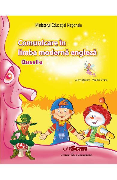 COMUNICARE IN LIMBA MODERNA ENGLEZA - CLASA A II-A 978-1-4715-8506-7