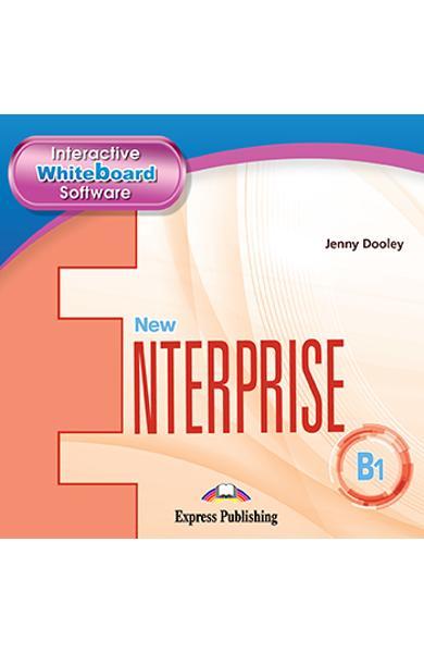 CURS LB. ENGLEZA NEW ENTERPRISE B1 IWB 978-1-4715-6989-0