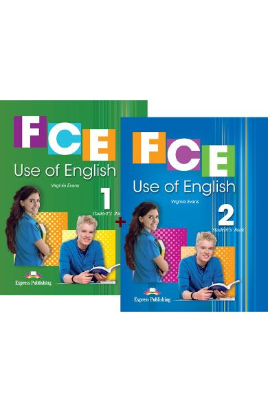 OFERTA PACHET (FCE USE OF ENGLISH 1 + FCE USE OF ENGLISH 2) 40000115