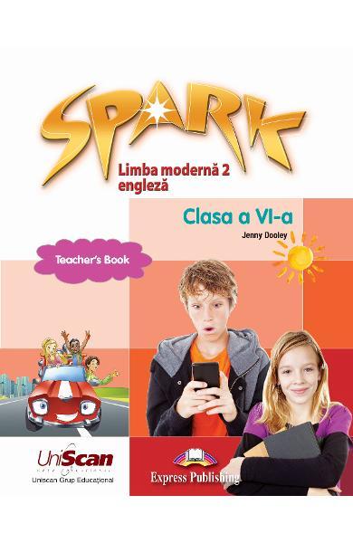 Limba moderna 2 - Limba engleza - Clasa a VI-a Manual profesor 978-1-4715-8303-2