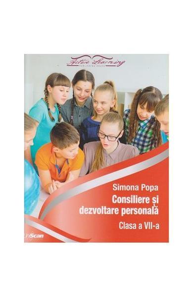 CONSILIERE SI DEZVOLTARE PERSONALA CLASA A VII-A 978-606-94378-1-0