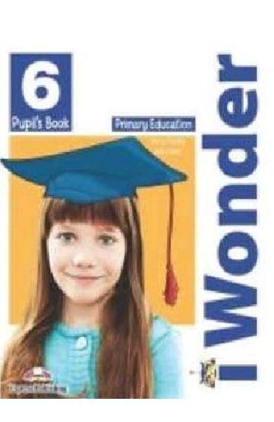 CURS LB. ENGLEZA I-WONDER 6 PICTURE SI WORD FLASHCARDS 978-1-4715-8646-0