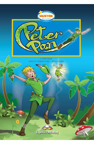 LITERATURA ADAPTATA PT. COPII PETER PAN CU CROSS-PLATFORM APP. 978-1-4715-6379-9