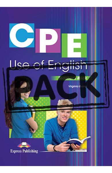 CURS LB. ENGLEZA EXAMEN CAMBRIDGE CPE USE OF ENGLISH 1 MANUALUL PROFESORULUI CU DIGIBOOKS APP. (REVIZUIT 2013) 978-1-4715-9566-0