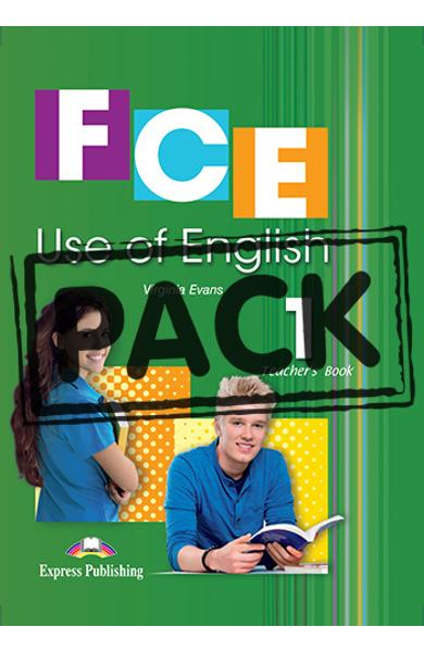 CURS LB. ENGLEZA EXAMEN CAMBRIDGE FCE USE OF ENGLISH 1 MANUALUL PROFESORULUI CU DIGIBOOKS APP. (REVISED 2015) 978-1-4715-9568-4