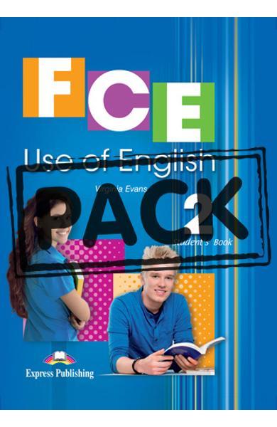 CURS LB. ENGLEZA EXAMEN CAMBRIDGE FCE USE OF ENGLISH 2 MANUALUL ELEVULUI CU DIGIBOOKS APP. (REVIZUIT 2015) 978-1-4715-9569-1