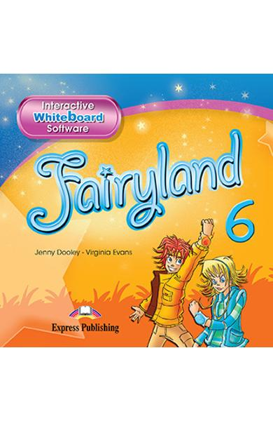 CURS LB. ENGLEZA FAIRYLAND 6 SOFTWARE PENTRU TABLA MAGNETICA INTERACTIVA 978-1-4715-1879-9