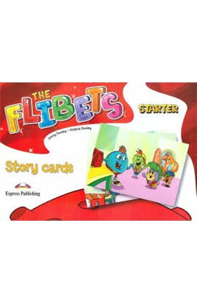 CURS LB. ENGLEZA THE FLIBETS STARTER STORY CARDS 978-1-4715-8938-6
