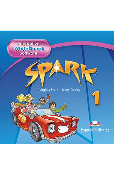 Curs limba engleza Spark 1 Monstertrackers Interactive Whiteboard Software 978-0-85777-330-2