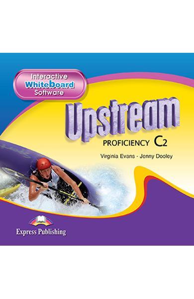 Curs limba engleza Upstream Proficiency C2 Software pentru tabla magnetica interactiva 978-1-4715-1881-2
