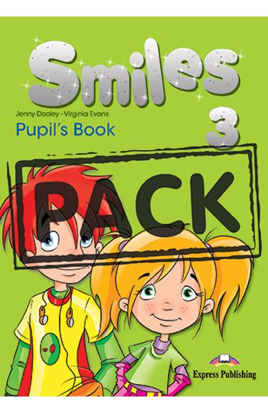 SMILES 3 PACK ( SB+AB+VAG+MULTI-ROM ) 40000204