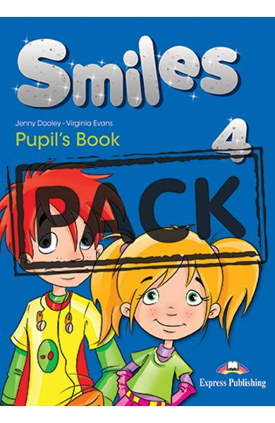 SMILES 4 PACK ( SB+AB+VAG+MULTI-ROM ) 40000205