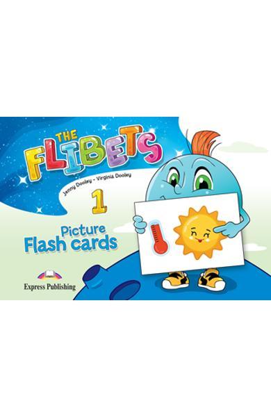 CURS LB. ENGLEZA THE FLIBETS 1 FLASHCARDS 978-1-4715-8944-7