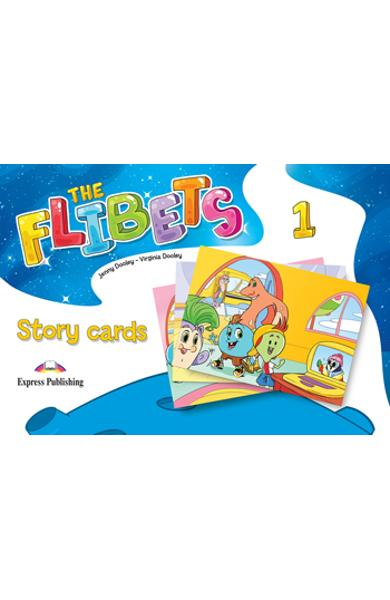 CURS LB. ENGLEZA THE FLIBETS 1 STORY CARDS 978-1-4715-8945-4