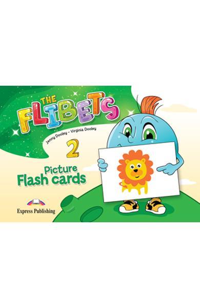 CURS LB. ENGLEZA THE FLIBETS 2 FLASHCARDS 978-1-4715-8951-5