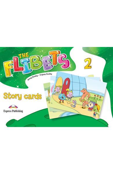CURS LB. ENGLEZA THE FLIBETS 2 STORY CARDS 978-1-4715-8952-2