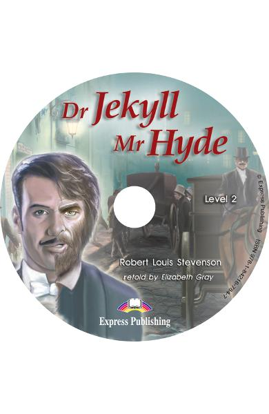 Literatură adaptată pt. copii Dr. Jekyll and Mr. Hyde Pachetul elevului (carte cu audio CD si caiet de activități) 978-1-84216-186-9
