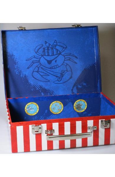 Valiza de carton - Capitanul Sharky 11971