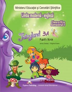 Manual Limba moderna – engleza, Faityland 3, Semestrul I